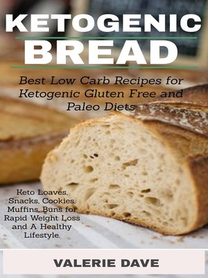 cover image of Ketogenic Bread