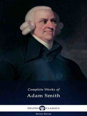 cover image of Delphi Complete Works of Adam Smith