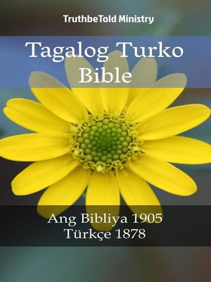 cover image of Tagalog Turko Bible