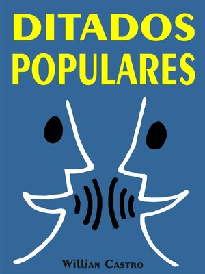 cover image of Ditados populares