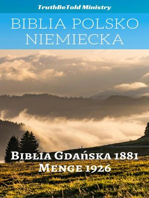 cover image of Biblia Polsko Niemiecka