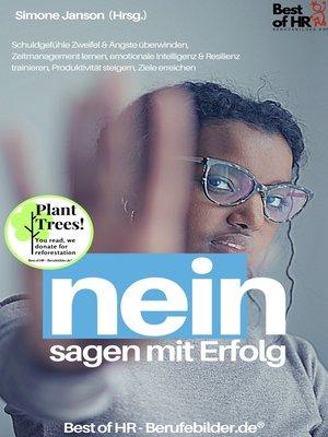 cover image of Nein sagen mit Erfolg