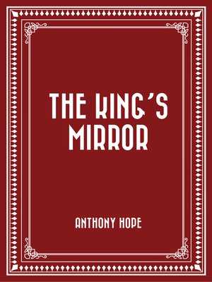 cover image of The King's Mirror