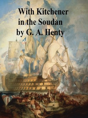 cover image of With Kitchener in the Soudan
