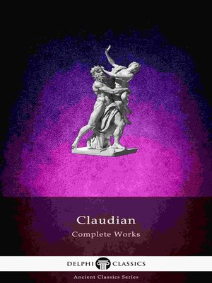 cover image of Delphi Complete Works of Claudian (Illustrated)