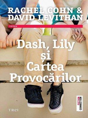 cover image of Dash, Lily și Cartea Provocărilor