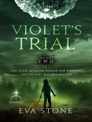 cover image of Violet's Trial