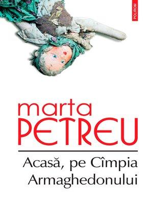 cover image of Acasa, pe Cimpia Armaghedonului