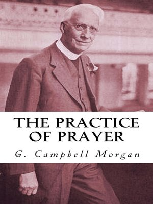 cover image of The Practice of Prayer