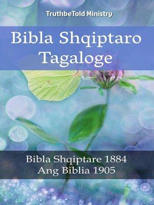 cover image of Bibla Shqiptaro Tagaloge