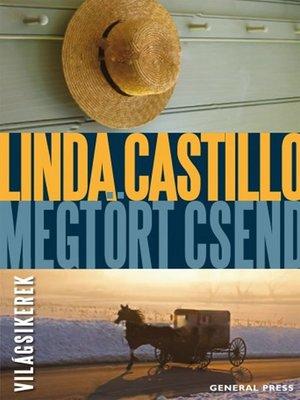 cover image of Megtört csend