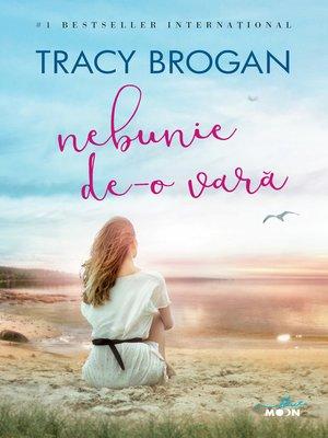 cover image of Nebunie de-o vară
