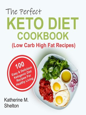 cover image of The Perfect Keto Diet Cookbook