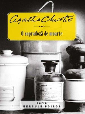 cover image of O supradoză de moarte