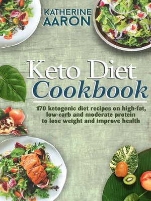 cover image of Keto Diet Cookbook