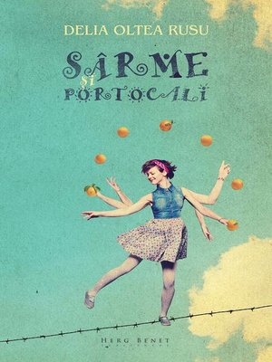 cover image of Sârme și portocali
