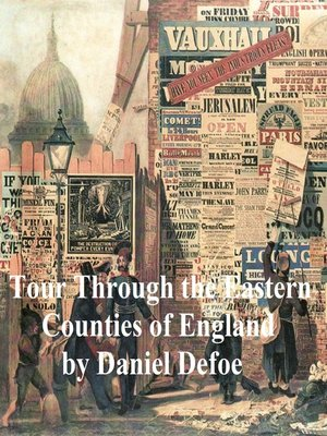 cover image of Tour Through the Eastern Counties of England 1722