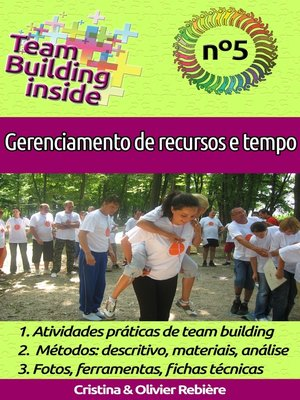 cover image of Team Building inside n°5 - Gerenciamento de recursos e tempo