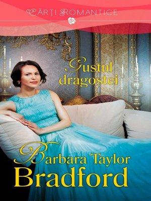 cover image of Gustul dragostei