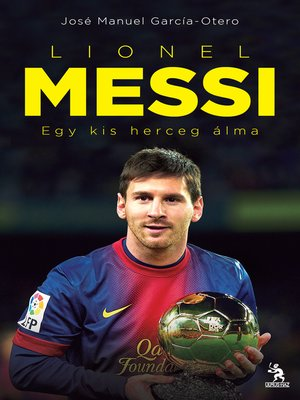 cover image of Messi