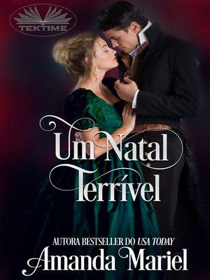 cover image of Um Natal Terrível