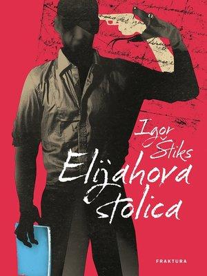 cover image of Elijahova stolica