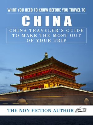 cover image of What You Need to Know Before You Travel to China