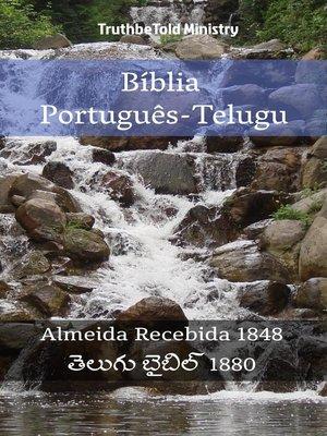 cover image of Bíblia Português-Telugu