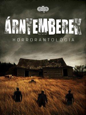cover image of Árnyemberek