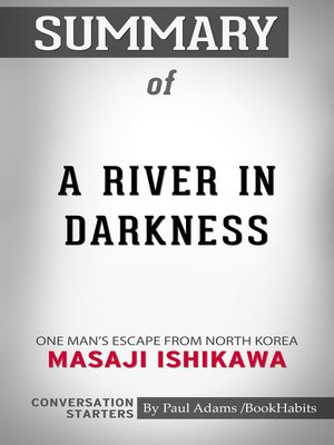 cover image of Summary of A River in Darkness