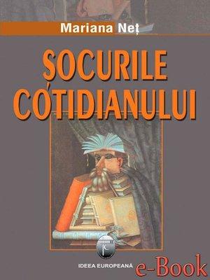 cover image of Șocurile cotidianului