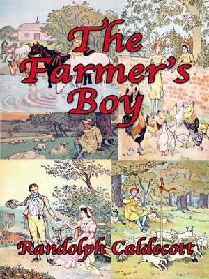 cover image of The Farmer's Boy