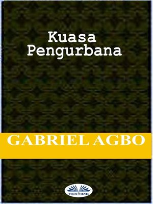 cover image of Kuasa Pengurbanan
