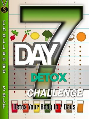 cover image of 7-Day Detox Challenge