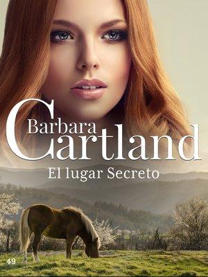 cover image of El Lugar Secreto