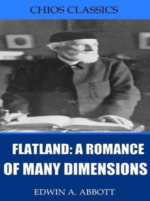 cover image of Flatland: A Romance of Many Dimensions (Illustrated)