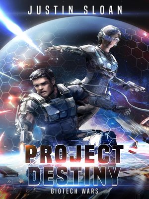 cover image of Project Destiny
