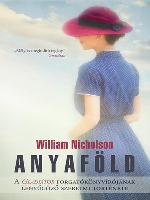cover image of Anyaföld