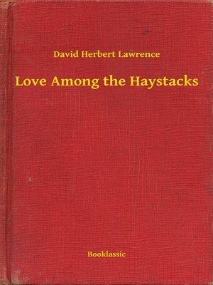 cover image of Love Among the Haystacks