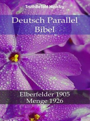 cover image of Deutsch Parallel Bibel