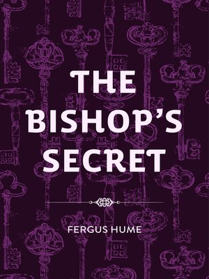 cover image of The Bishop's Secret