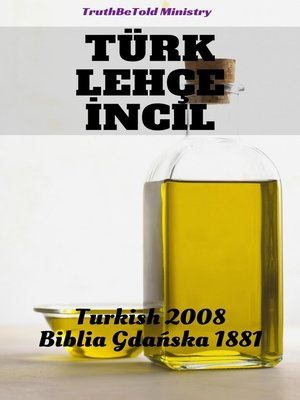 cover image of Türk Lehçe İncil