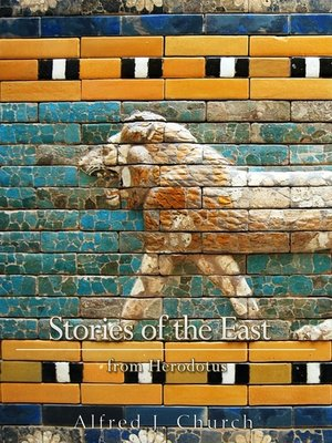 cover image of Stories of the East From Herodotus