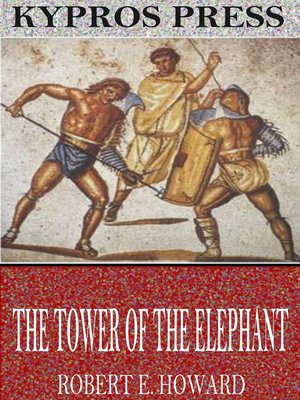 cover image of The Tower of the Elephant