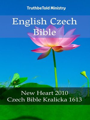 cover image of English Czech Bible №9