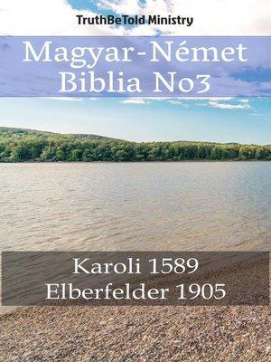cover image of Magyar-Német Biblia No3