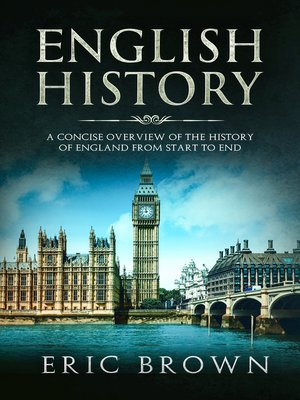 cover image of English History