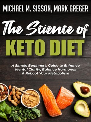 cover image of The Science of Keto Diet