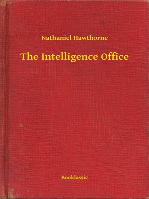 cover image of The Intelligence Office