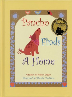 cover image of Pancho Finds A Home
